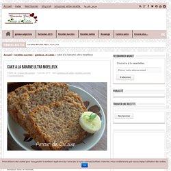 la meilleure recette du banana bread/ cake