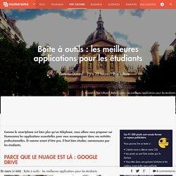 Boîte à outils : les meilleures applications pour les étudiants - Pop culture