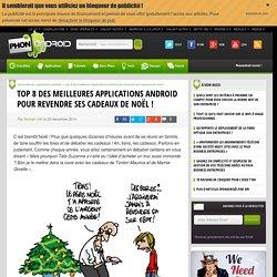 Revendre ses cadeaux de Noël : les meilleures applications