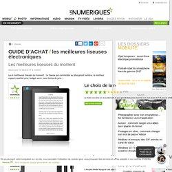 Guide d'achat : les meilleures liseuses électroniques