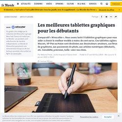 Les meilleures tablettes graphiques pas chères pour le dessin et la photo