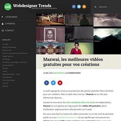 Mazwai, les meilleures vidéos gratuites pour vos créations
