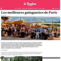 Les meilleures guinguettes de Paris