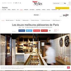 Les dix meilleures pâtisseries de Paris - L'Express Styles