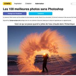 Les 100 meilleures photos sans Photoshop
