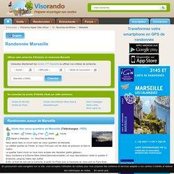 20 meilleures randonnées Marseille