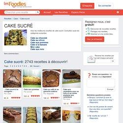 LES MEILLEURES RECETTES DE CAKE SUCRÉ