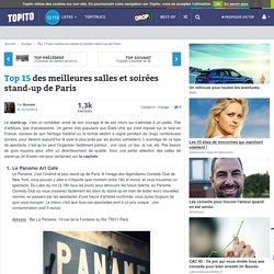 Top 10 des salles de stand-up à Paris (pour rire ailleurs que sur Youtube)