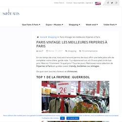 Paris Vintage: les meilleures friperies à Paris - StillinParis