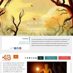 Les 18 meilleurs films d'animation du site culturel Kultur Bretagne