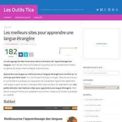 Les meilleurs sites pour apprendre une langue étrangère