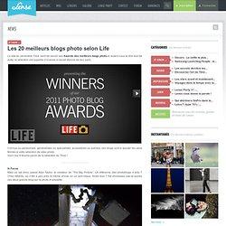 Les 20 meilleurs blogs photo selon Life
