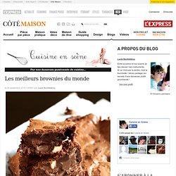 Les meilleurs brownies du monde