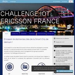 Ericsson te donne les clés de la Smart City de demain !
