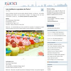 Parici, Souvenirs de Paris, le Blog