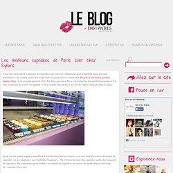 Les meilleurs cupcakes de Paris sont chez Synie's | Do It In Paris Blog