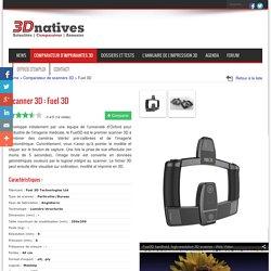 Scanner 3D Fuel 3D, les meilleurs prix, les tests, les dimensions...