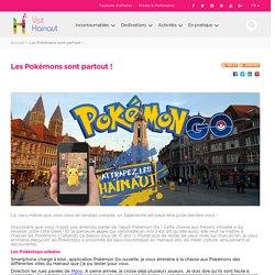 Les meilleurs endroits où chasser les Pokémon en Hainaut