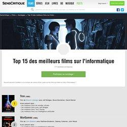 Top 15 des meilleurs films sur l'informatique