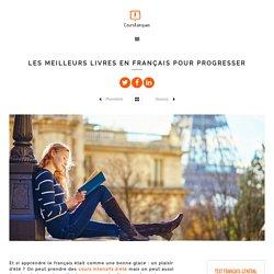 Les meilleurs livres en français pour améliorer son niveau
