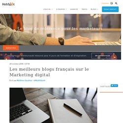 Les meilleurs blogs français sur le Marketing digital