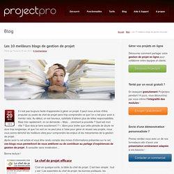 Les 10 meilleurs blogs de gestion de projets !