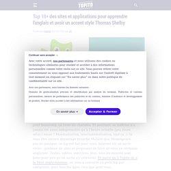 Top 20 des meilleurs sites gratuits pour apprendre l'anglais