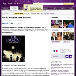 Yahoo ! : Les 10 meilleurs films d'horreur