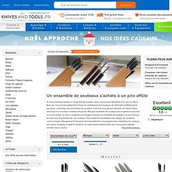 Acheter un Ensemble de couteaux? Les meilleurs ensembles de couteaux testés et de stock - knivesandtools.fr