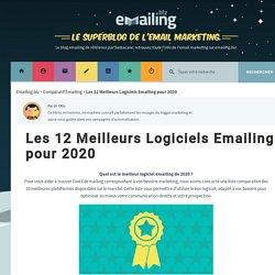 Les 12 Meilleurs Logiciels Emailing pour 2020 : Comparatif complet
