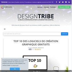 Top 10 des meilleurs logiciels de création graphique gratuits