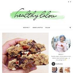 Les meilleurs cookies moelleux chocolat noix de Pécan – Healthy Lalou