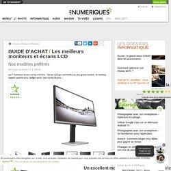 Guide d'achat : Les meilleurs moniteurs et écrans LCD