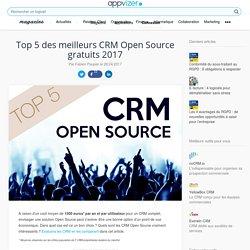 Top 5 des meilleurs CRM Open Source gratuits 2017