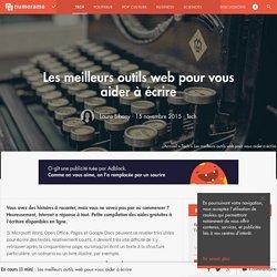 Les meilleurs outils web pour vous aider à écrire - Tech - Numerama