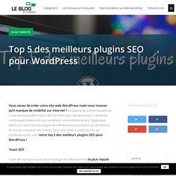 Top 5 des meilleurs plugins SEO pour Wordpress