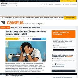Bac : les meilleurs sites Web pour réviser l'économie
