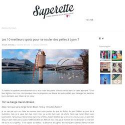 Les 10 meilleurs spots pour se rouler des pelles à Lyon 7 – Superette