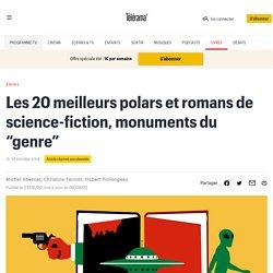 """Les 20 meilleurs polars et romans de science-fiction, monuments du """"genre"""""""