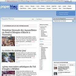 Peinture - Les meilleurs articles sélectionnés par Paperblog