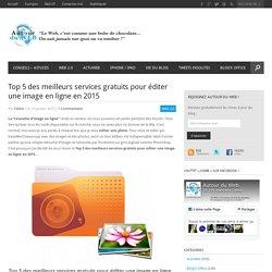 Top 5 des meilleurs services gratuits pour éditer une image en ligne