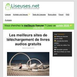Les meilleurs sites d'audio book (ou livre audio) gratuits