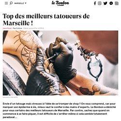 Top des meilleurs tatoueurs de Marseille!