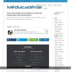 Fact-checking: les meilleurs outils et méthodes de vérification