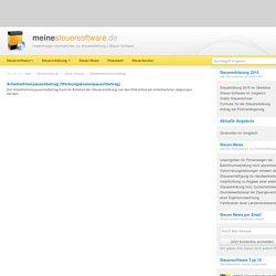 Arbeitnehmerpauschbetrag (Werbungskostenpauschbetrag) - meinesteuersoftware.de