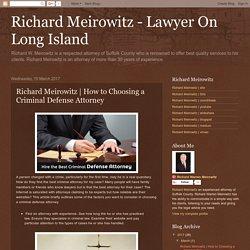 Richard Meirowitz