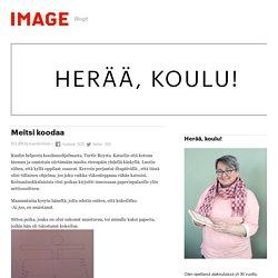 Meitsi koodaa - Image-blogit