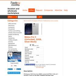 Meizu Pro 5 (Unlocked, 32GB, Silver Black)