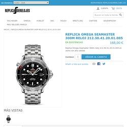 Mejor replica Omega Seamaster 300m reloj 212.30.41.20.01.005 en venta