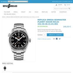 Mejor replica Omega Seamaster Planet Ocean reloj 232.30.46.21.01.001 en venta